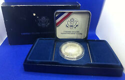 Proof United States Constitution 200th Anniversary 1787 Liberty 1987 Dollar
