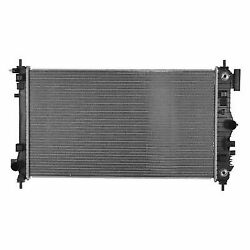 A/c Compressor And Condenser Cooling Fan Radiator Kit For 2013 Buick Regal