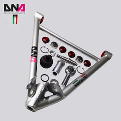 Dna Racing Front Lower Suspension Arms Kit For Lotus Elise 1.8 Models-pn Pc0666