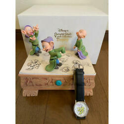 Limited Edition Disney Store Snow White Dopey Potteryware Accessory Case