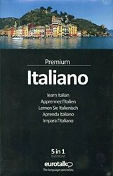 Learn Italian - Business Collection Talk Now Talk T... By Eurotalk Ltd. Cd-rom