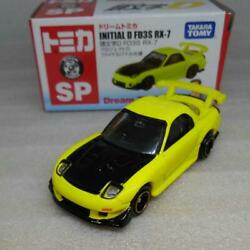 Dream Tomica Initial Fd3s Rx7 Final Battle Specifications