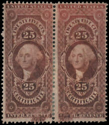 Us R44c Used Pair Efo Ink Smudge Bottom
