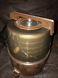Rainbow Se D4c Canister Vacuum Cleaner Only For Parts Or Repairs