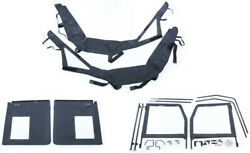 Seizmik Doors Ranger Mid Size And03909-14 W/round Roll Cage Tubes 06005
