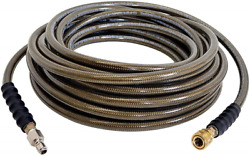 Simpson Cleaning Monster 41030- 3/8 X 100and039 4500 Psi Cold Water Hose