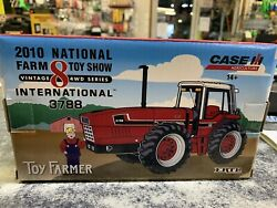 International 3788 4wd Tractor 2010 National Farm Toy Show 1/32 Scale By Ertl