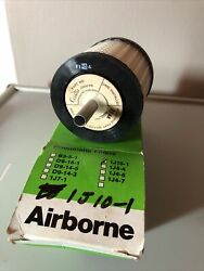 Parker Air Filter 1j10-1 New In Box Airborne Division Box C