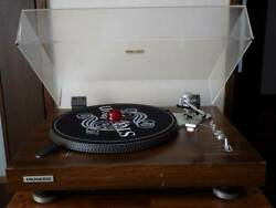 Pioneer Pl-1250 Direct Drive Turntable Stereo Record Player Very Good Fs
