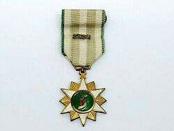 Original Vietnam War Republic Of Vietnam Campaign Medal Theater Made With Device