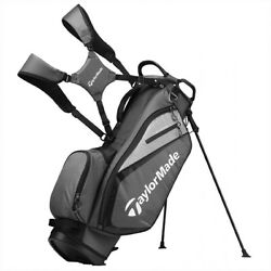 Taylormade Select Stand Bag And03920 - Gray/black