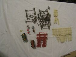 Lot N Scale Train Horse Carriage Trailer Wagons Telephone Pole Free Shipping