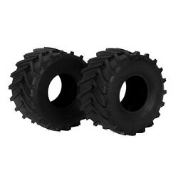 2pack 20x10.00-8 Lawn Mower 4pr P328 Tires Psi 22, Max Load1190lbs,sw 9.53in
