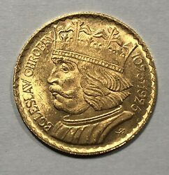 1925 - Poland - 10 Zlotych Gold Coin