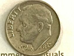Rare 1965 Roosevelt Dime No Mint Marks-free Shipping