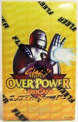 1997 Classic Overpower Factory Sealed Booster Box Holy Grail Overpower Mint