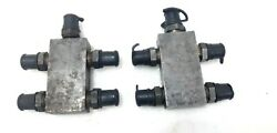 Hi Pressure Hydraulic Manifold For Bolt Tensioning With Couplers 1600 Bar Lot O
