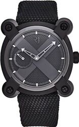 Romain Jerome 40mm Moon Invader Moon Dust Dna Swiss Made Automatic Fabric Strap