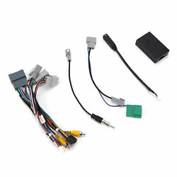 Car Audio Wiring Harness Adapter With Canbus Box For 1.5t Configuration
