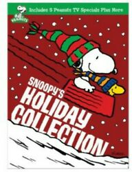 Peanuts - Snoopy's Holiday Collection [new Dvd] Full Frame, Slipsleeve Packaging