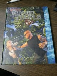 Mage Awakening - Secrets Of The Ruined Temple 2006, Hc, White Wolf Games