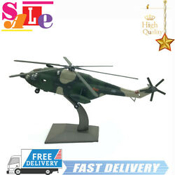 Helicopter Model 1:60 Military Aircraft Model Collection Ornaments Free Shipping