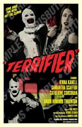 Terrifier Movie Poster Living Room Art Print Poster Wall Painting Home Decor