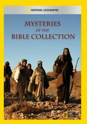Mysteries Of The Bible Collection,new Dvd, ,