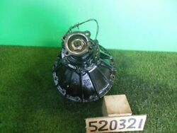 Nissan Atlas 2004 Rear Rigid Differential Assembly 8980151380 [pa38182646]