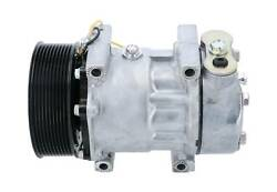 Compressor Dt Spare Parts 2.76075 Compressor Air Conditioning Oil Filled