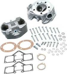 Sands Super Stock Cylinder Heads With Dual Plugs 90-1488 Harley Davidson