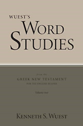Wuest Kenneth S-wuests Word Studies From The G Book New