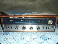 Vintage Stereo Receiver Hh Scott Stereomaster 342andnbspbeautiful
