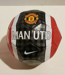 Manchester United Mini Football Soccer Ball By Nike Mufc Premier League