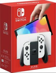 🎮nintendo Switch Oled Console Brand New Sealed Pre Order White