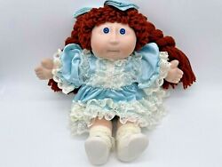 1985 Cabbage Patch Porcelain Head And Arms Original Signed Only 1 On Ebay Rare