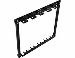 Buyers Products Lt46 5 Position Vertical Hand Tool Rack For Landscape Trailer...