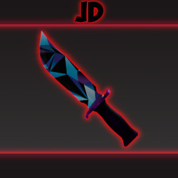 *CHEAP* Roblox Mm2 JD Legendary Knife *FAST DELIVERY*