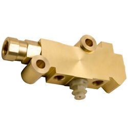 Universal Steering Proportioning Valve Fit For Gmc Disc Drum Proportioning Valve