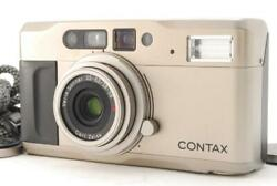 Contax Tvs 35mm Zoom Compact Film Camera A517
