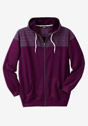 Kingsize Menand039s Big And Tall Snow Lodge Hoodie