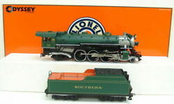 Lionel 6-11103 Southern 4-6-2 Ps-4 Steam Locomotive And Tender With Tmcc Ln/box