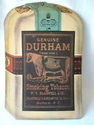 Vintage BULL DURHAM Advertising COUNTRY STORE Tobacco Sign