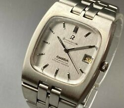 Vintage Omega Constellation Automatic Chronometer Menand039s Watch 33㎜