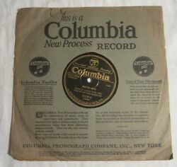 Charlie Poole 78 -- Columbia 15138-d -- Good-bye Booze + Budded Rose -- 1926