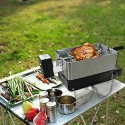 Onlyfire Rotisserie Kit Fits For Weber Go Anywhere Charcoal Barbecue Grill Bbq