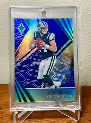 2018 Panini Phoenix Sam Darnold Rookie Holy Grail 1/1 One Of One Rare Sp