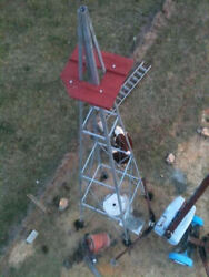 27ft Aermotor Windmill Style Tower, New, Made In The Usa