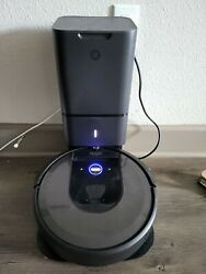 Irobot Roomba I7± With Tower And Braava Jet M6 Combo Barely Used