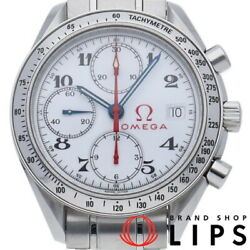 Omega Speedmaster Date Menand039s Watch 3515.20 Ss